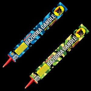 Bazooka-Candle