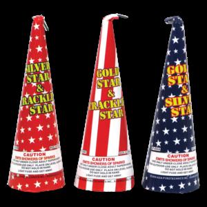 Cone-Fountains
