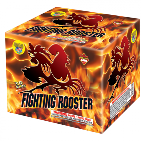 Fighting-Rooster