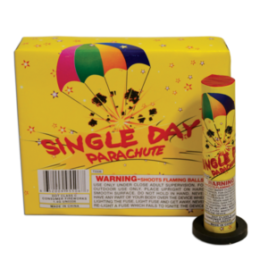 Single Day Parachute