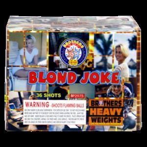 Blond-Joke